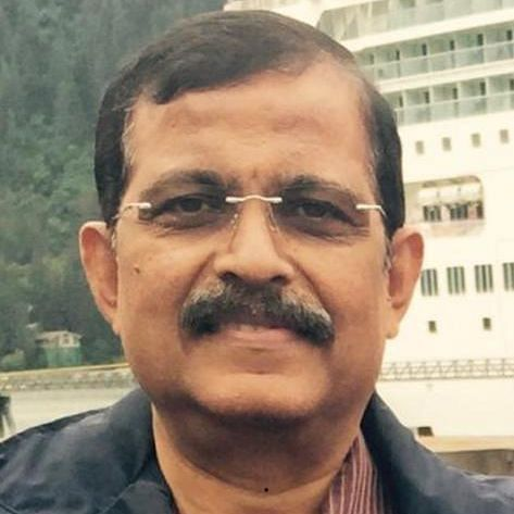 Infectious disease expert Dr. K.Balasubramanian