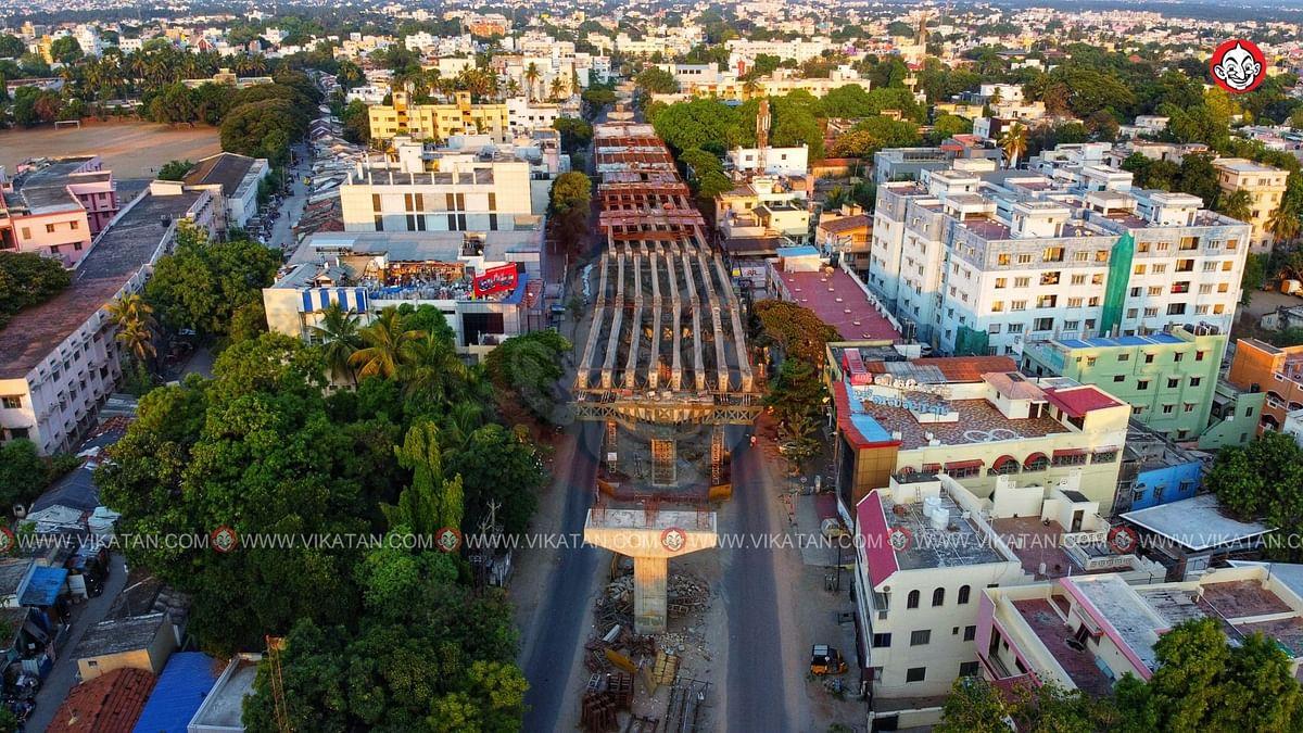திருச்சி சாலை - ராமநாதபுரம்