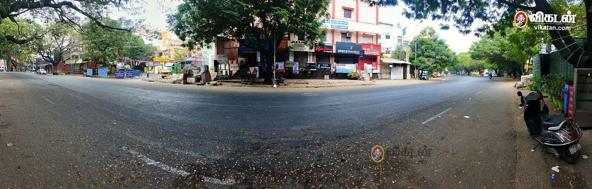 உத்தமர் காந்தி சாலை, நுங்கம்பாக்கம்