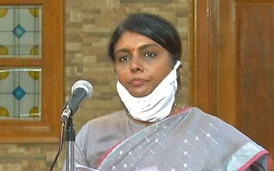 பீலா ராஜேஷ் குறித்து அவதூறு..! - வழக்கில் சிக்கிய சென்னைத் தொழிலதிபர்