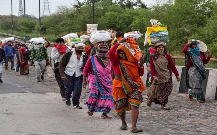 'லாக் டவுணில் பெண்களுக்கு எதிரான குடும்ப வன்முறைகள் அதிகரிப்பு!' -தேசிய மகளிர்ஆணையம் `ஷாக்'