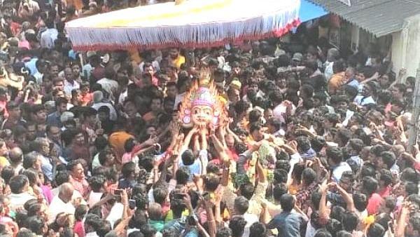 சிரசுத் திருவிழா (கோப்புப் படம்)