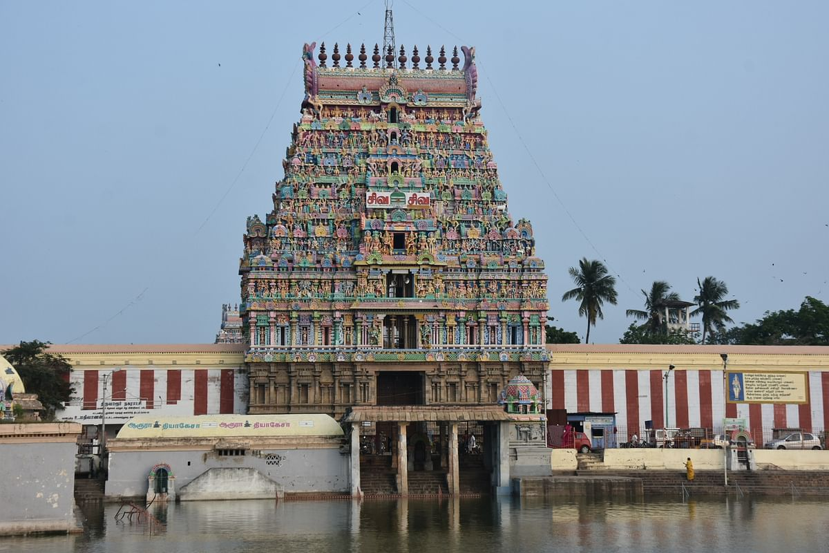 தியாகராஜா கோயில் திருவாரூர்