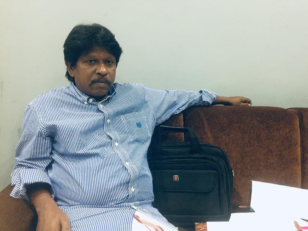 எஸ்.பி.ராஜ்குமார்
