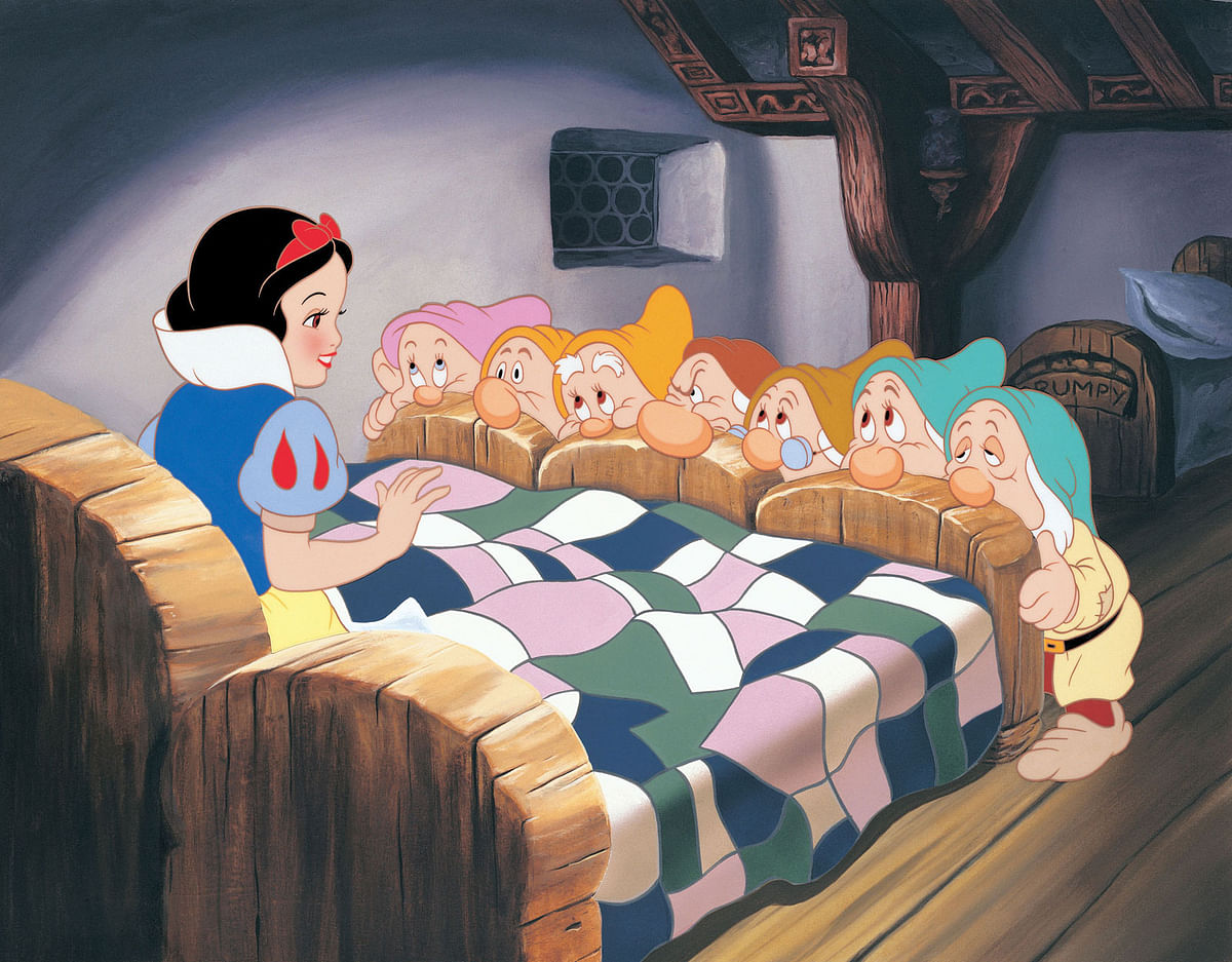 'Snow White and the Seven Dwarfs' (1937)