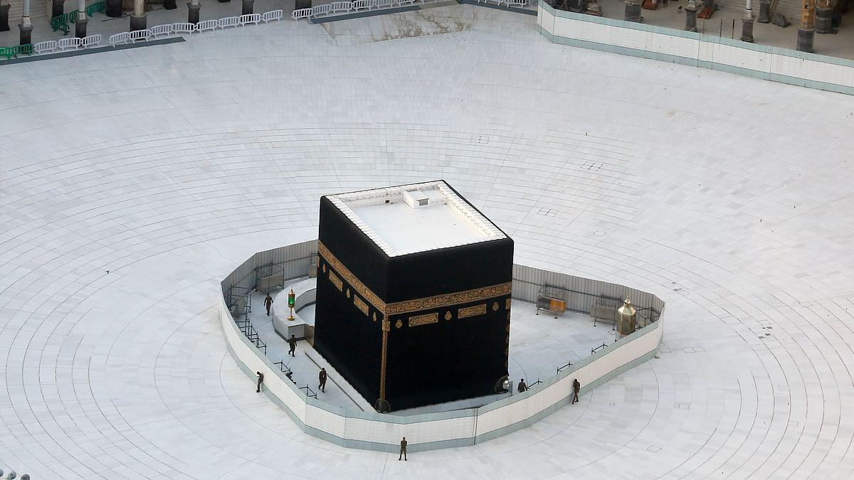 Mecca, Saudi Arabia, March 6, 2020