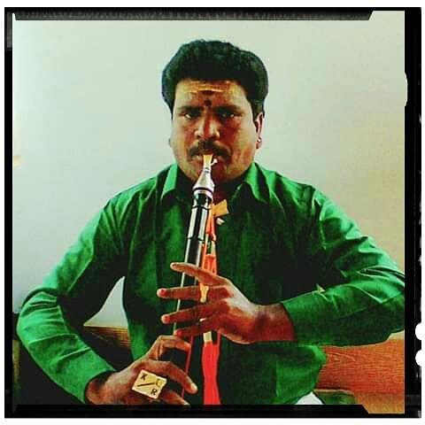 நாதஸ்வரக் கலைஞர்