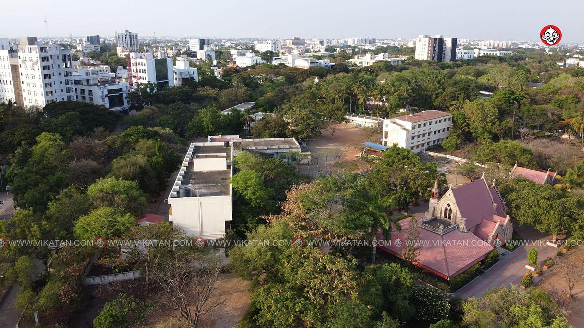 ரேஸ் கோர்ஸ் All Souls Church