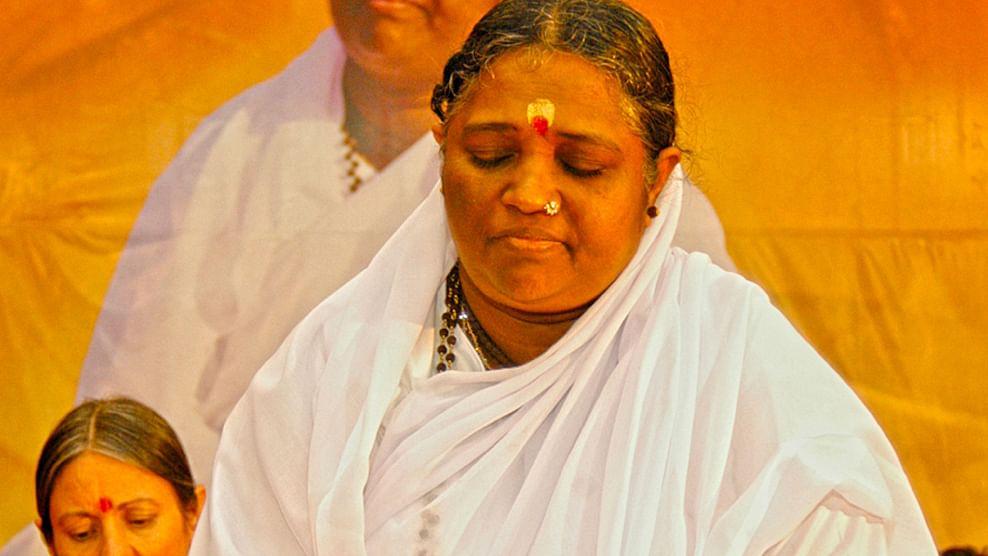 மாதா அமிர்தானந்தமயி தேவி