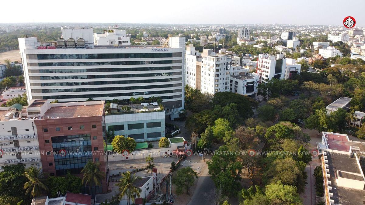ரேஸ் கோர்ஸ் Hotel Vivanta