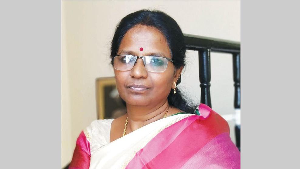 ஷியாமளா தேவி