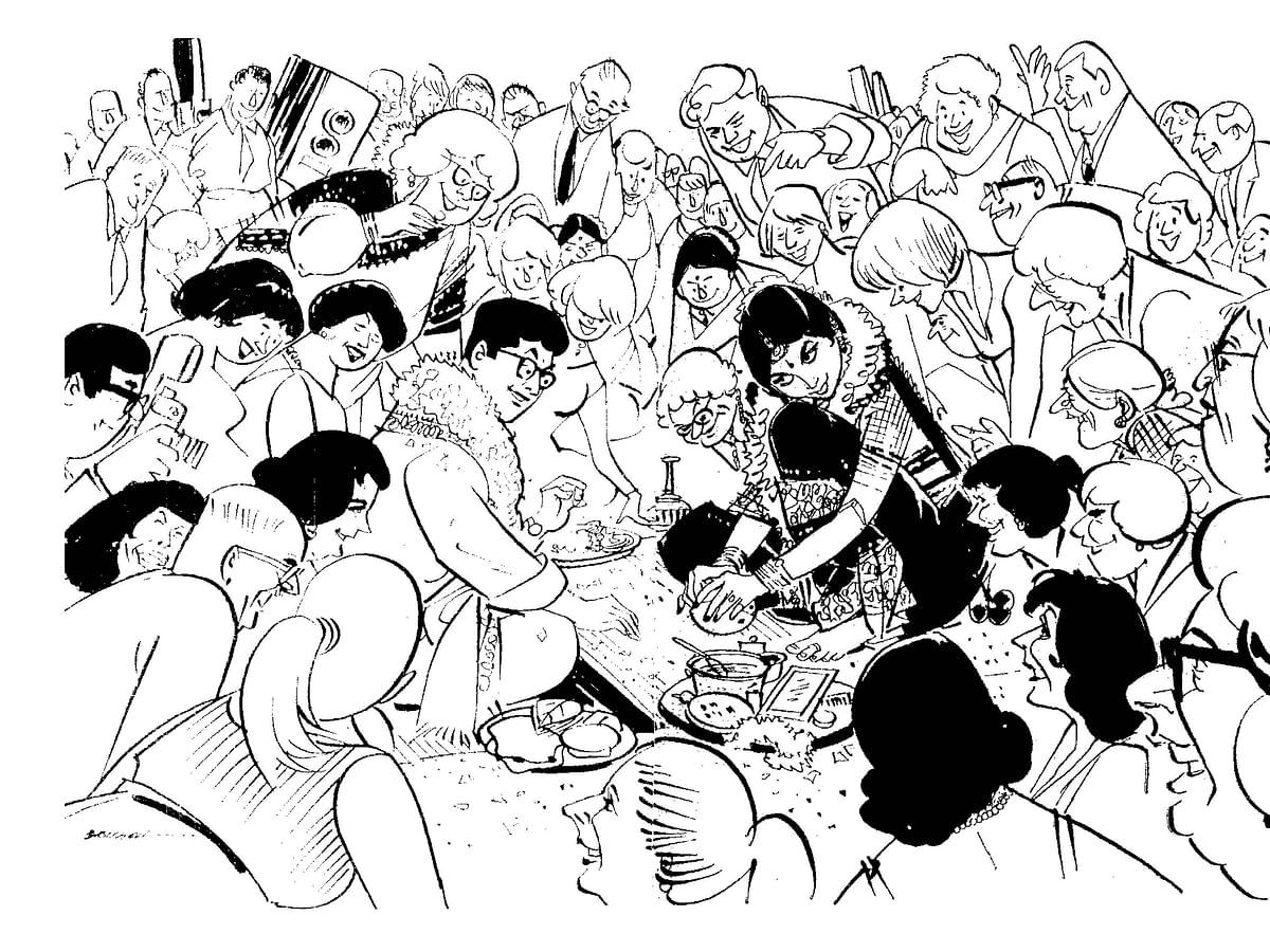 வாஷிங்டனில் திருமணம் - 11