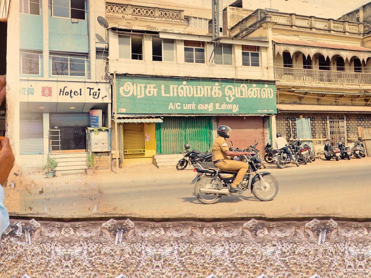 டாஸ்மாக் கொடூர கொள்ளை
