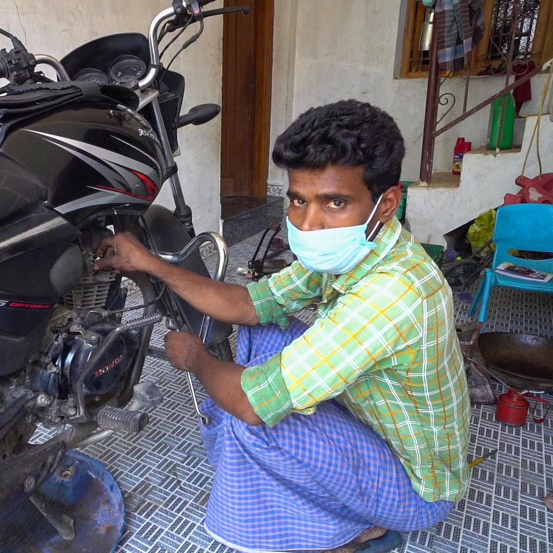 மெக்கானிக் சேகர்