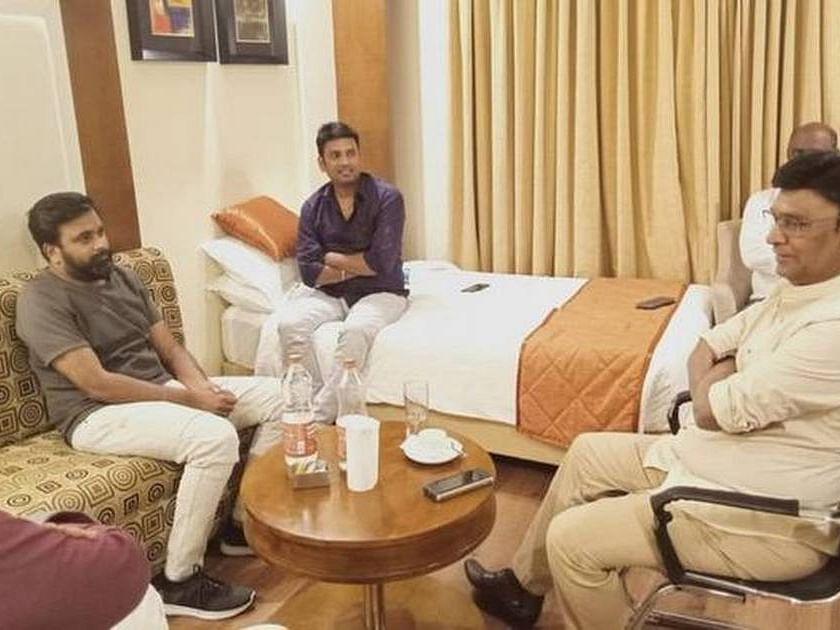 `` `முந்தானை முடிச்சு' ரீமேக்குக்கு நல்ல இயக்குநரை தேடிட்டு இருக்கேன்!'' - சசிகுமார் #VE