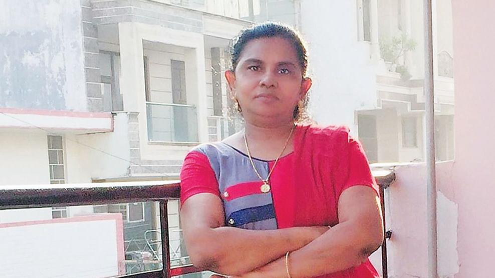உமா ராஜ்