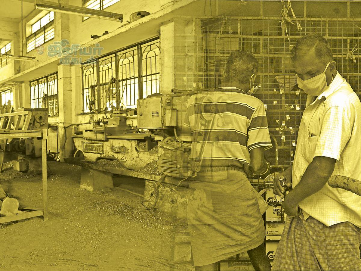 மதுக்கடைகளைத் திறக்கப் போராடும் அரசு... குறு, சிறு தொழில் நிறுவனங்களை கவனிக்குமா?