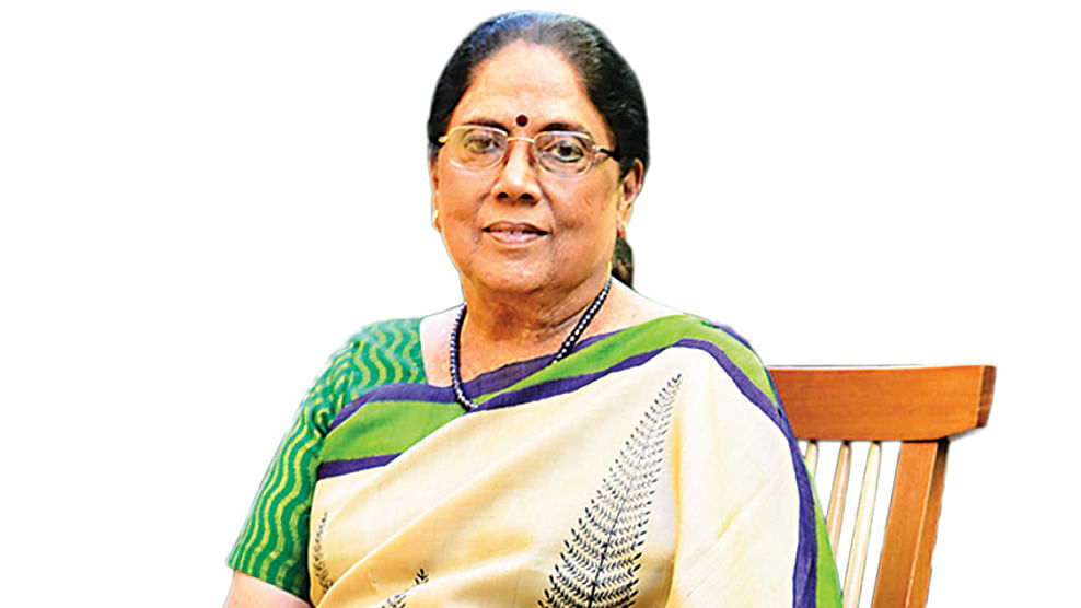 எழுத்தாளர் சிவசங்கரி