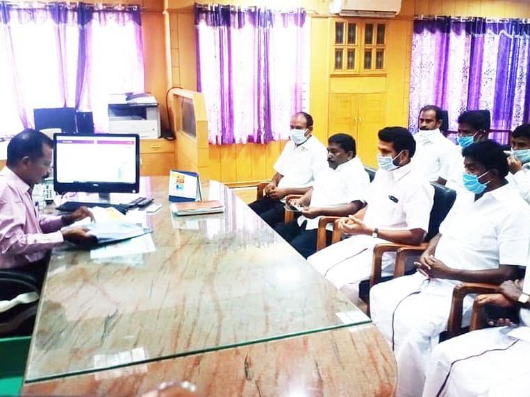 மாவட்ட ஆட்சியர் கொடுத்த புகார்... செந்தில் பாலாஜிமீது 6 பிரிவுகளில் வழக்கு!