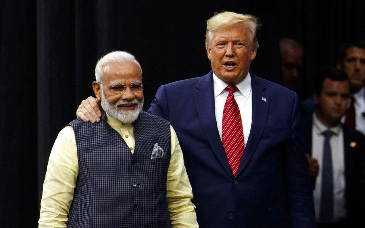 India-China FaceOff : `என்ன நடக்கிறது என்பதைப் பார்ப்போம்!' - மோடிக்கு ஆதரவளிக்கும் ட்ரம்ப்?