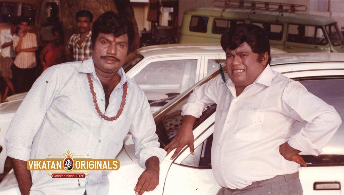 கவுண்டமணி - செந்தில்