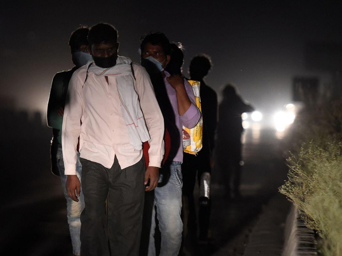 `4 கோடி பேரில் 75 லட்சம் பேர் சொந்த ஊர்களுக்குப் பயணம்!' - உள்துறை அமைச்சம் #MigrantLabours
