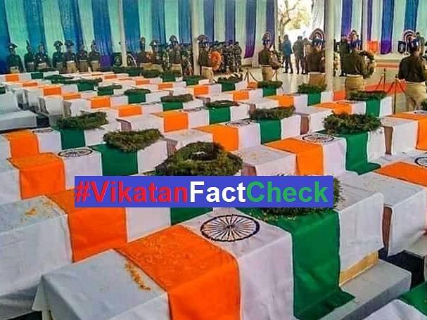 லடாக்கில் சீனா தாக்குதலில், 75 இந்திய வீரர்கள் கொல்லப்பட்டார்களா? -உண்மை என்ன? #VikatanFactCheck