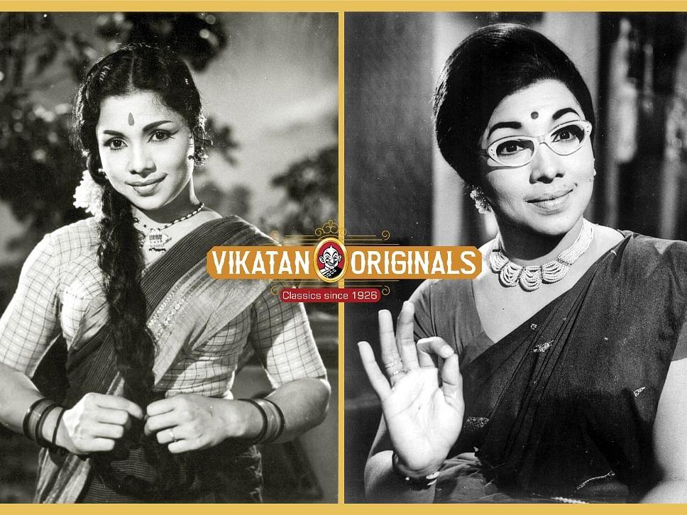 1969-ல் மனோரமா விகடனுக்கு அளித்த ஒரே ஒரு போட்டோ... என்ன ஸ்பெஷல் தெரியுமா?! #VikatanOriginals