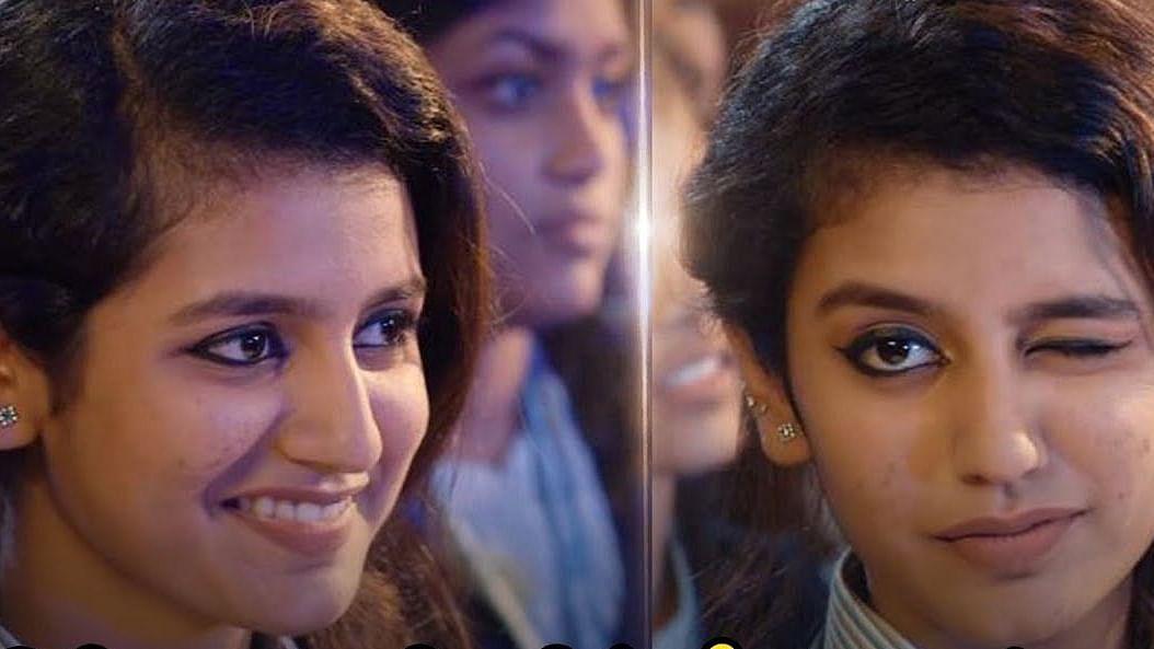 Actress Priya Prakash Varrier #சோஷியல் மீடியா ரவுண்டப்