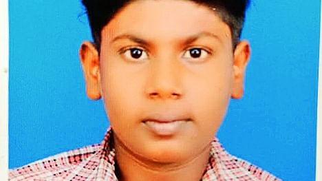 உயிரிழந்த சதீஷ்குமார்