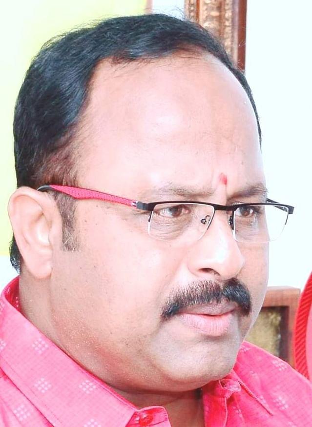 தி.மு.க எம்.எல்.ஏ நந்தகுமார்
