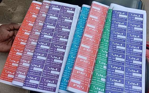 `நாளொன்றுக்கு 500 பேர்; 7 வண்ண டோக்கன்கள்!'-டாஸ்மாக் நிர்வாகத்தின் சிறப்பு ஏற்பாடு
