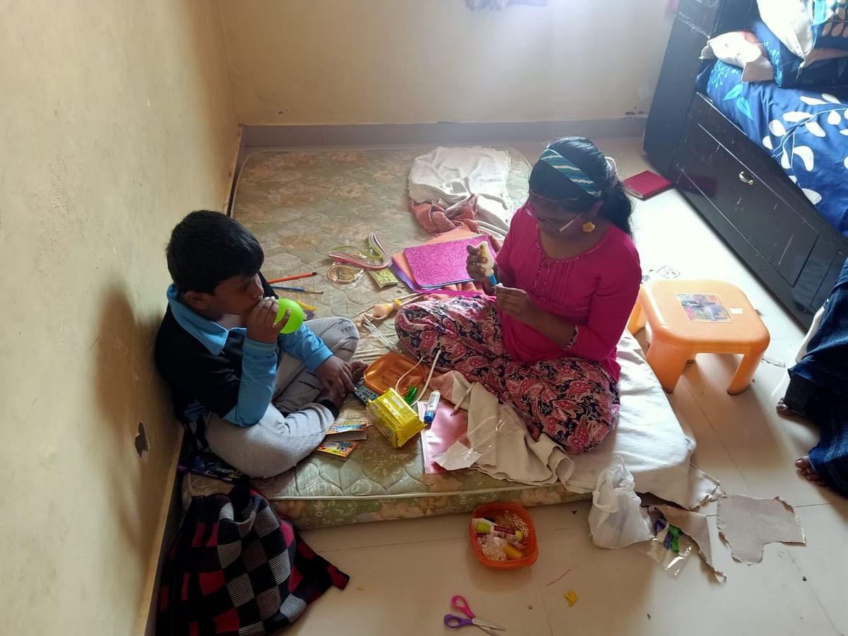 பொம்மை வீடு, அழகான ஹேண்ட்பேக்..! #KidsTalentCorner