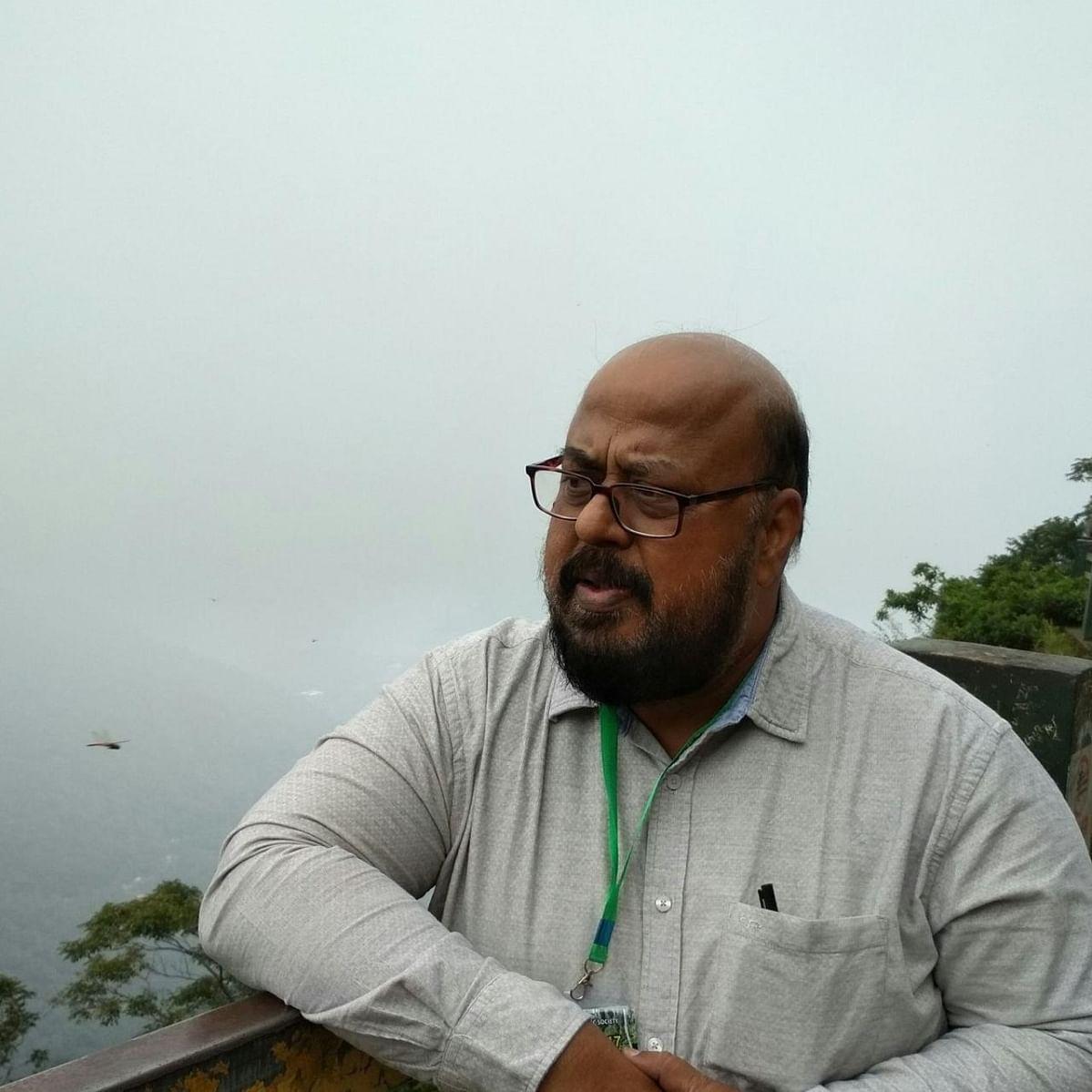 மனநல மருத்துவர் டி.வி.அசோகன்