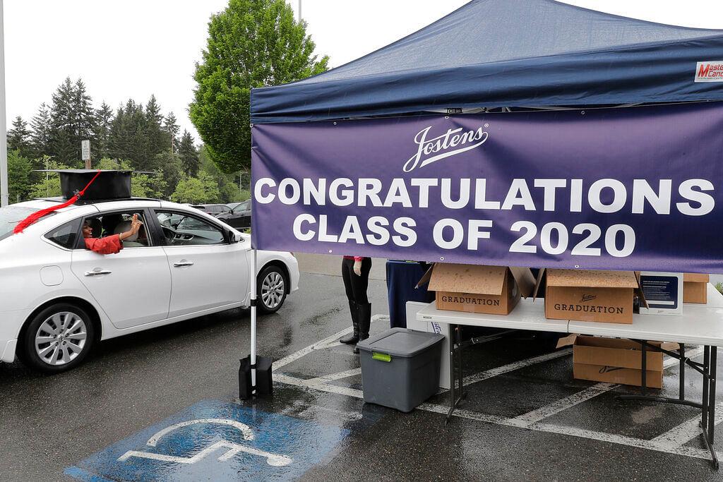 #Graduation2020