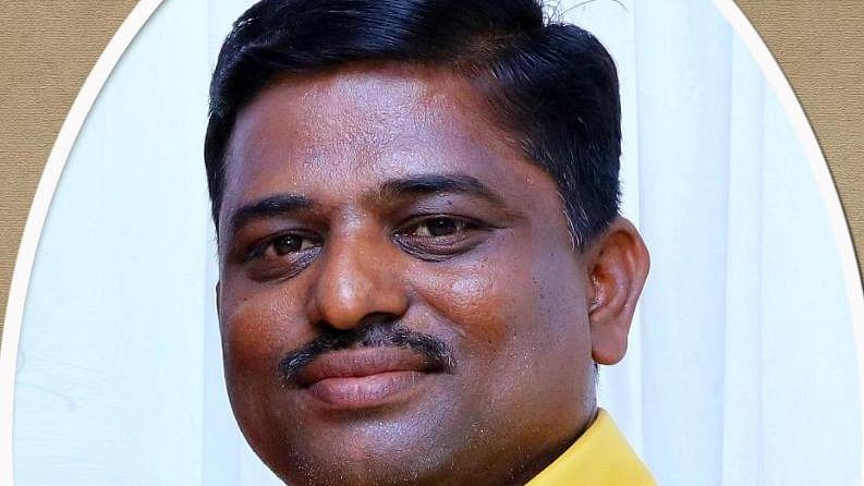 ரயில் டிக்கெட் பரிசோதகர் பரந்தாமன்