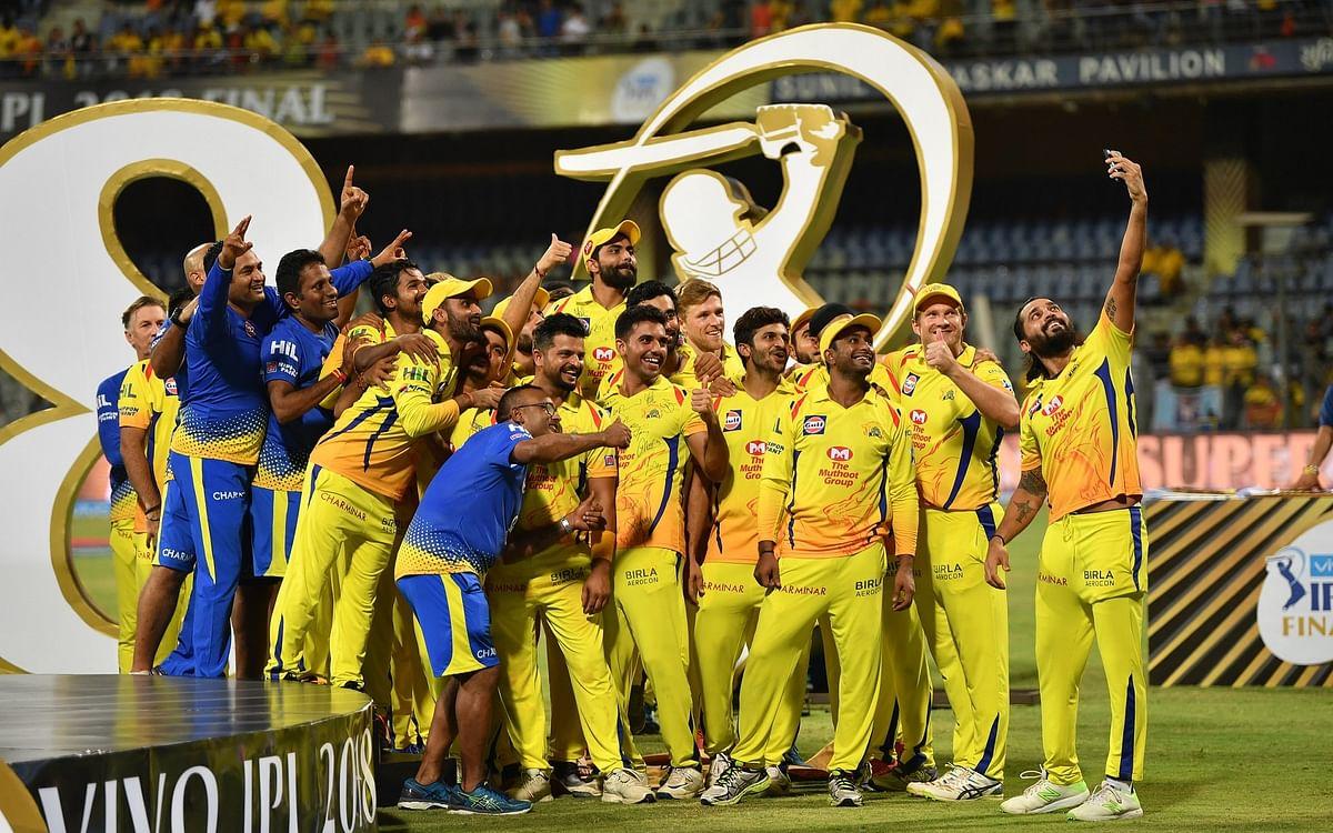 கம்பேக்னா இப்படி இருக்கணும்... திரும்ப வந்துட்டோம் என சிஎஸ்கே தெறிக்கவிட்ட நாள் இது! #IPL2018