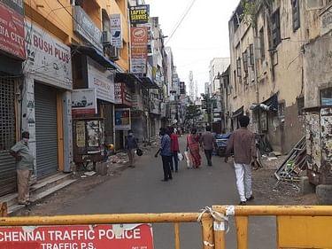 50% ஊழியர்கள், ஆளில்லாத மெரினா, திறக்காத ரிச்சி தெரு... எப்படி இருக்கிறது சென்னை?