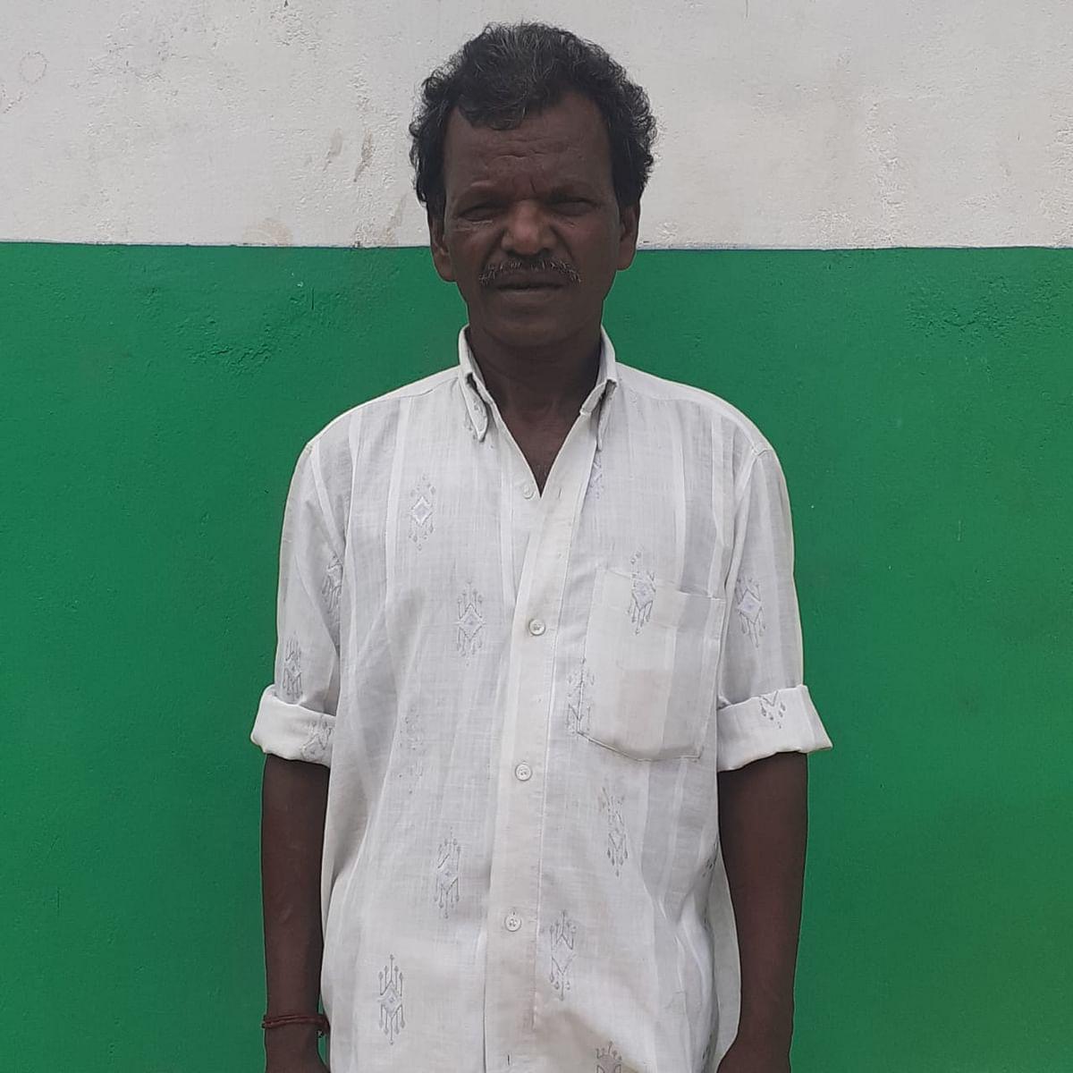 கலியமூர்த்தி