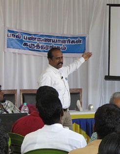 பேராசிரியர் குமாரவேல்