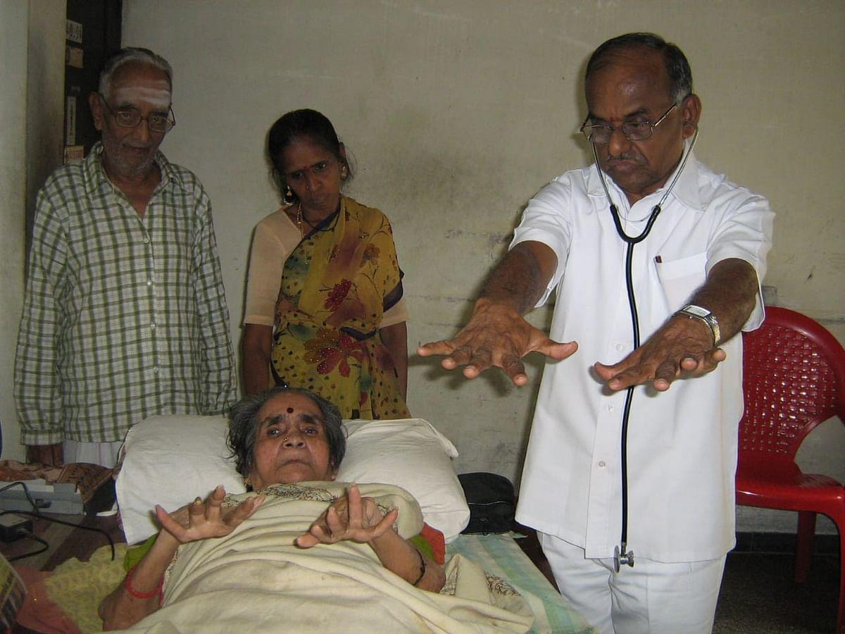 Doctor V.S.Natarajan