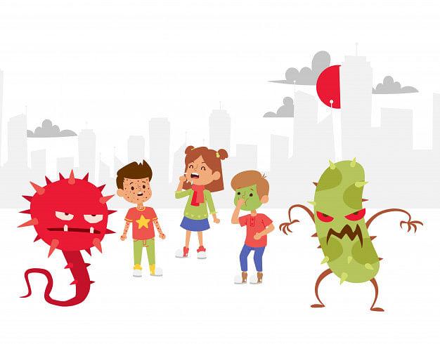 கோவிட்-19 தொற்றுடன் தொடர்புடையதா?!' -அமெரிக்க, ஐரோப்பிய நாட்டு குழந்தைகளை  தாக்கும் மர்ம நோய் | Kawasaki disease spread over America and Europe among  kids