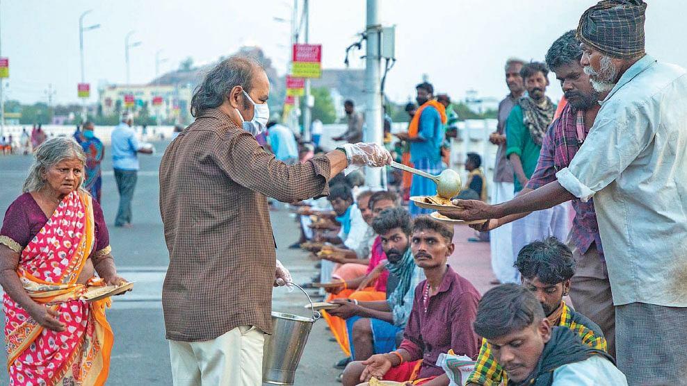 நிவாரணப் பணிகள்