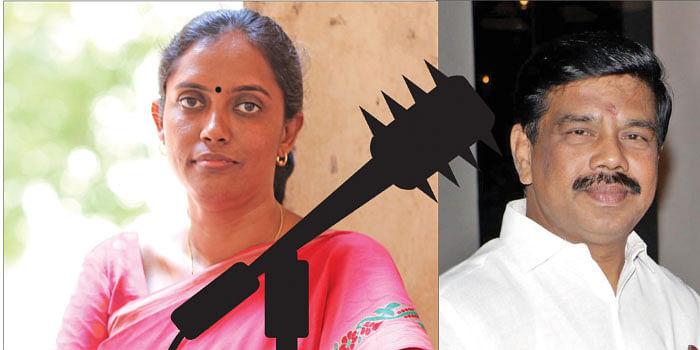 ஜோதிமணி - கரு.நாகராஜன்
