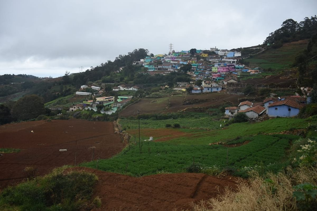 Village near Ooty