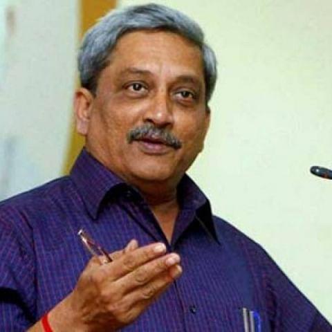 மனோகர் பாரிக்கர்