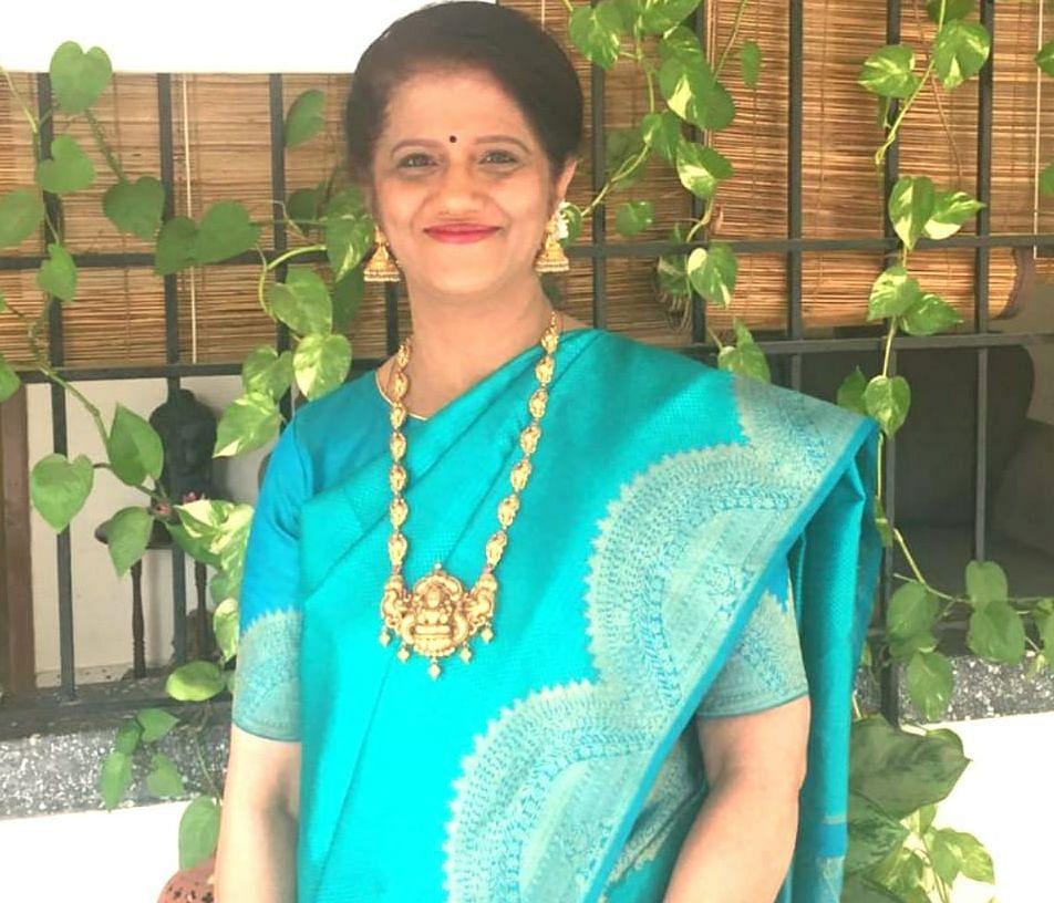 உளவியல்ஆலோசகர் வசந்தி பாபு