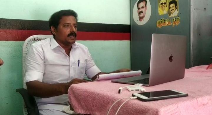 எஸ்.ஆர்.என் செந்தில்குமார்
