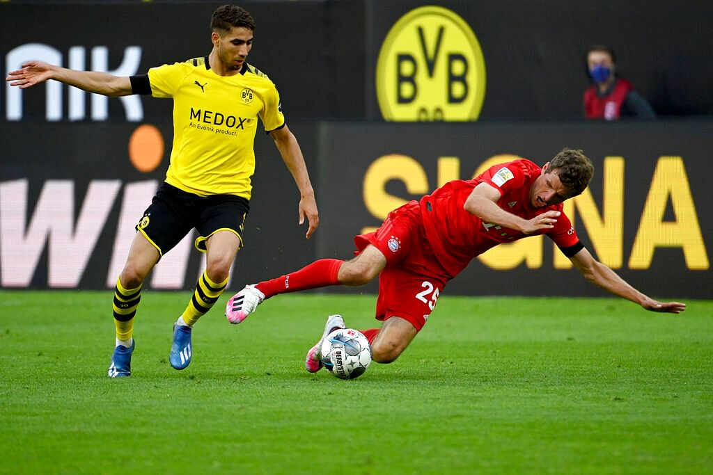 Hakimi and Muller