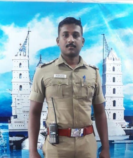விவேக் ரவி ராஜ்
